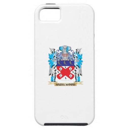 Hazelwood Coat of Arms - Family Crest iPhone 5/5S Cases