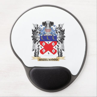 Hazelwood Coat of Arms - Family Crest Gel Mouse Pad