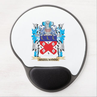 Hazelwood Coat of Arms - Family Crest Gel Mousepad