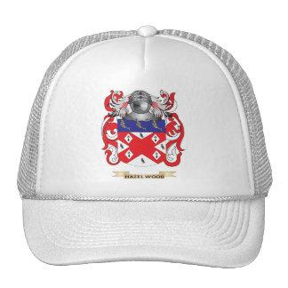 Hazelwood Coat of Arms (Family Crest) Trucker Hats