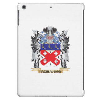 Hazelwood Coat of Arms - Family Crest iPad Air Cover