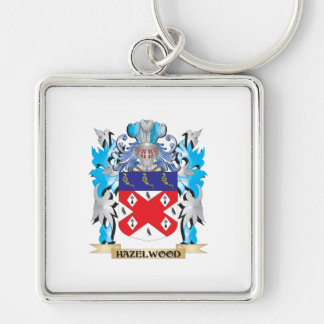 Hazelwood Coat of Arms - Family Crest Key Chains