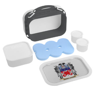 Hazelwood Coat of Arms - Family Crest Lunchboxes