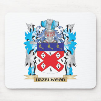 Hazelwood Coat of Arms - Family Crest Mouse Pads