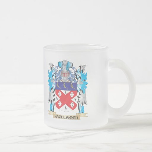 Hazelwood Coat of Arms - Family Crest Coffee Mugs