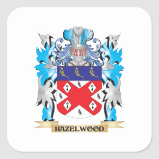 Hazelwood Coat of Arms - Family Crest Sticker