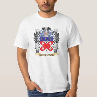 Hazelwood Coat of Arms - Family Crest Tshirts