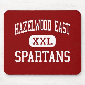 Hazelwood East - Spartans - High - Saint Louis Mouse Pad
