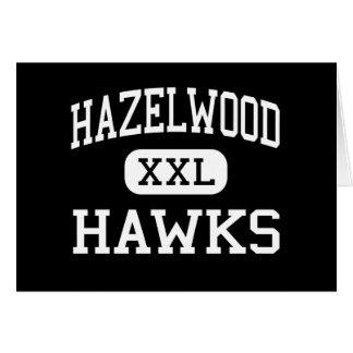 Hazelwood - Hawks - Junior - Florissant Missouri Greeting Card