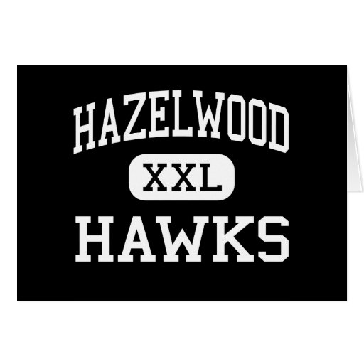 Hazelwood - Hawks - Junior - Florissant Missouri Card