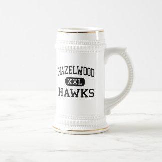 Hazelwood - Hawks - Junior - Florissant Missouri Beer Steins
