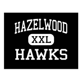 Hazelwood - Hawks - Junior - Florissant Missouri Postcard