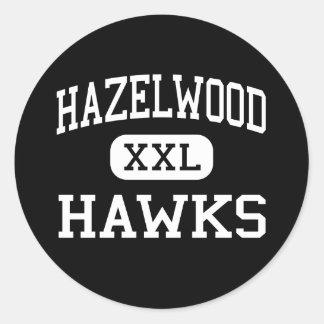 Hazelwood - Hawks - Junior - Florissant Missouri Stickers