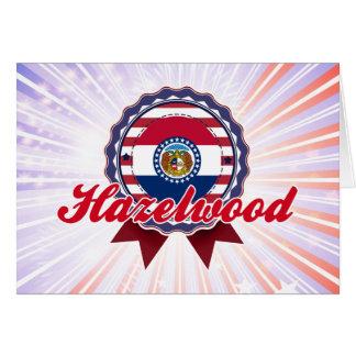 Hazelwood MO Card