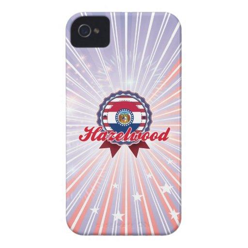Hazelwood, MO iPhone 4 Case-Mate Case