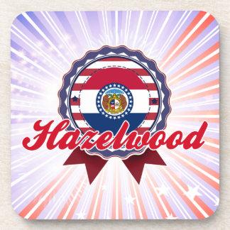 Hazelwood, MO Drink Coaster