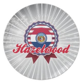 Hazelwood, MO Plate