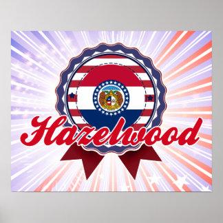 Hazelwood MO Poster