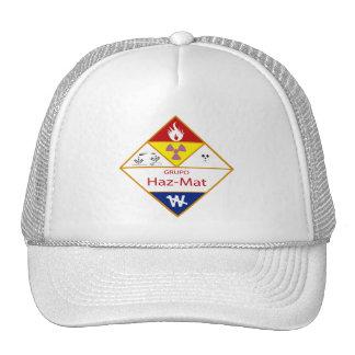 hazmat Latin team CAP
