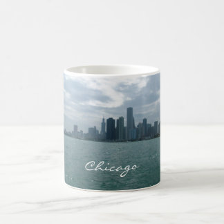 Hazy Chicago Coffee Mug