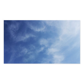 Hazy Cloud Business Card