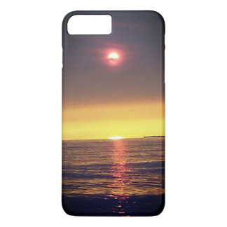 Hazy Sunset Phane Case