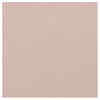 Hazy taupe/Rose gold solid fabric