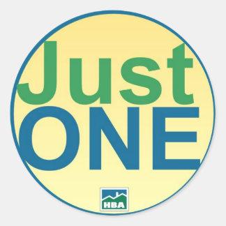 HBA Sticker