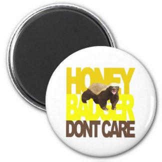 HBS Honey 6 Cm Round Magnet