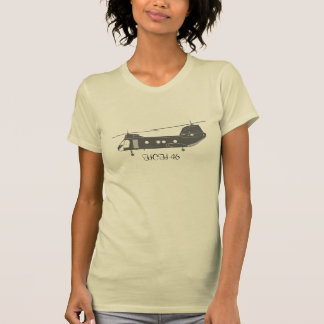 HCH-46 Helicopter T-Shirt