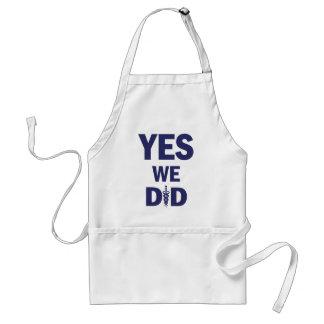 HCR - Yes We Did! Standard Apron