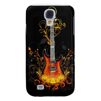 HD Guitar Case For Samsung Galaxy S4
