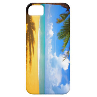 HD Tropical Beach Case For iPhone 5