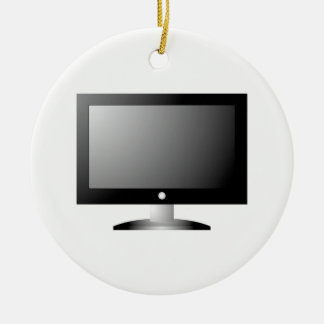 HD TV CHRISTMAS ORNAMENT