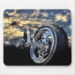 HDR Chopper Mouse Pad