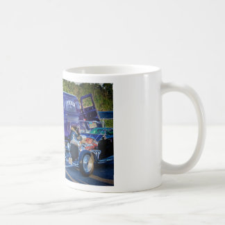 HDR Classic Truck Hot Rod Ready to Roll Coffee Mug