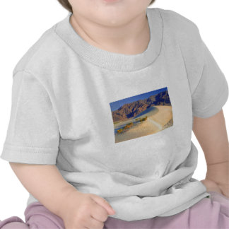 HDR Death valley sand dunes T-shirt