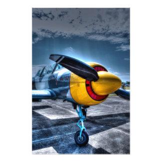 HDR Plane large Photo
