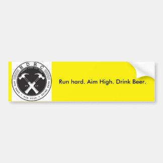HDRC Bumper Sticker