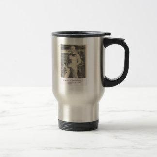 He drives a Duesenberg Coffee Mug