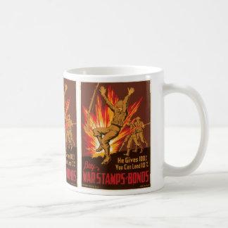 He Gives 100% ~ You can Lend 10% Coffee Mug