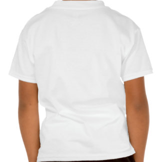 He Has Risen 3 Rugged Crosses with Lord's Prayer Tee Shirt