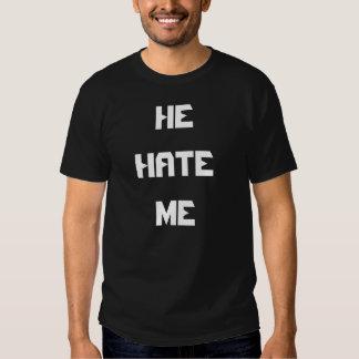 HE HATE ME T-SHIRTS