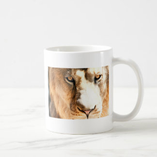 He is gonna steal your soul basic white mug