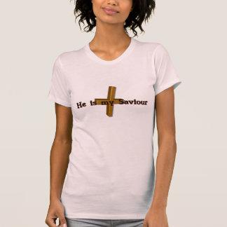 He Is My Saviour Shirt