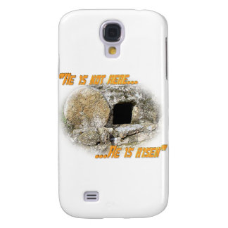 He is not here He is risen Galaxy S4 Covers