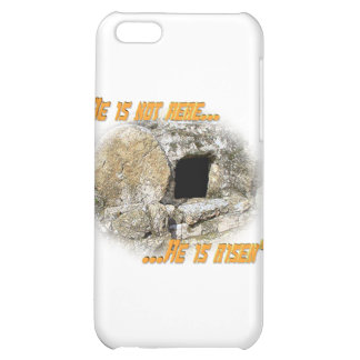 He is not here He is risen Cover For iPhone 5C