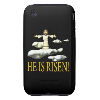 He Is Risen Tough iPhone 3 Cases
