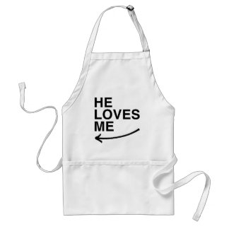 He loves me (left).png standard apron