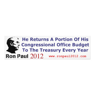 He Returns The Budget Money He Doesn t Use Photo Print